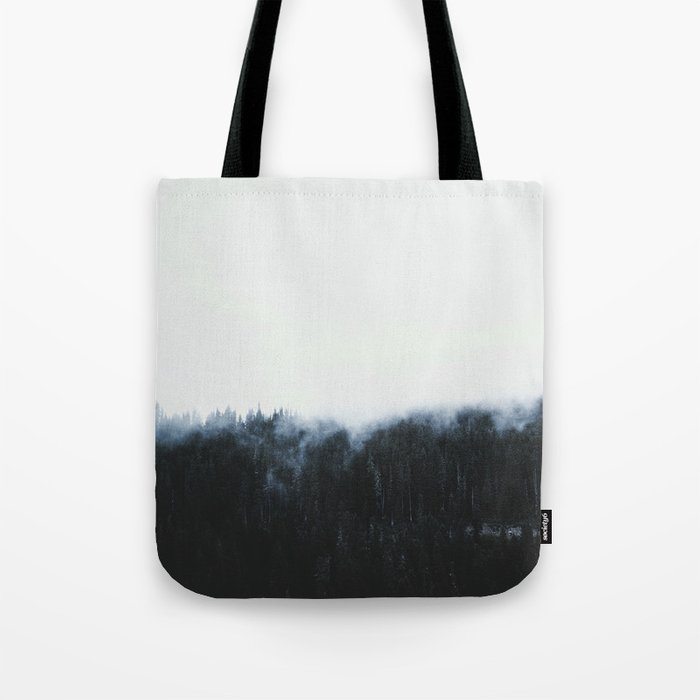 Haunting love Tote Bag