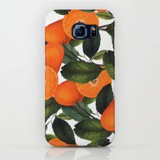 The Forbidden Orange #society6 #decor #buyart Galaxy S7 Slim Case