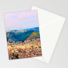 Italian Cityscape Stationery Cards