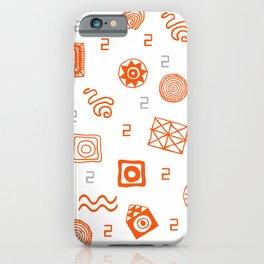 Ethnic Mosaic iPhone Case
