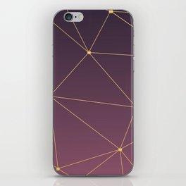 spring gold iPhone Skin