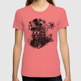 Jason Momoa steampunk T-shirt