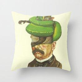 Guerrero Verde  Throw Pillow