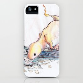 Salamanders iPhone Case