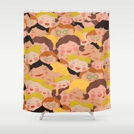kiddy Shower Curtain