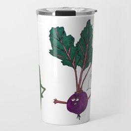 Veggie Convos Travel Mug