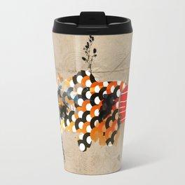 carp_koi_ink Travel Mug