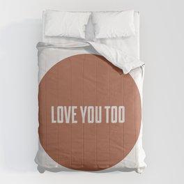Motto - Week 4 Comforters
