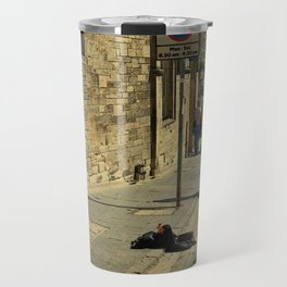 The Lonely Busker #2 Travel Mug