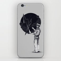 Lightning In A Bottle iPhone & iPod Skin