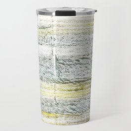 Lotion abstract watercolor Travel Mug