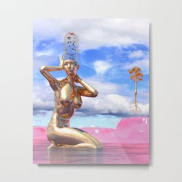 Wild Thoughts Metal Print