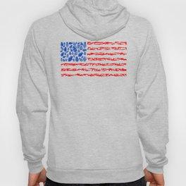 American Flag Weapons Art Hoody
