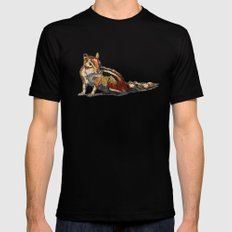 Chipmunk For You Mens Fitted Tee Black MEDIUM