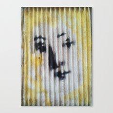 VENUS IN AIR FILTER Canvas Print