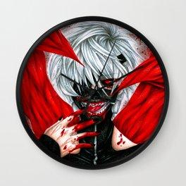 Tokyo Ghoul - Ken Kaneki Wall Clock