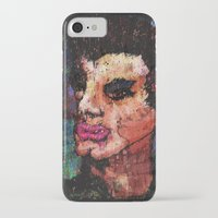 eddie vedder iPhone & iPod Cases featuring Eddie Arm Licker by brett66
