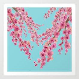 Very Cherry Art Print