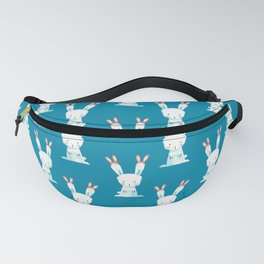 Four Eared Bunny Fanny Pack