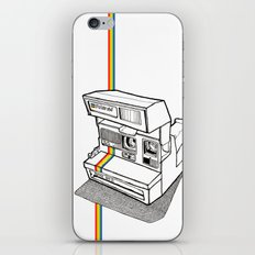 Polaroid Spirit 600 CL iPhone & iPod Skin