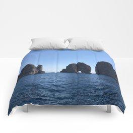 Tunnel of Love, Capri Comforters