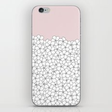 Forget Pink Boarder 2 iPhone & iPod Skin