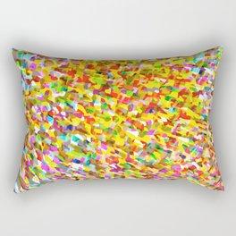 color space Rectangular Pillow