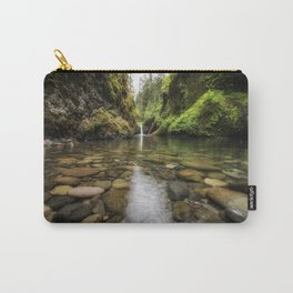 Eagle Crek and Punchbowl Falls Carry-All Pouch