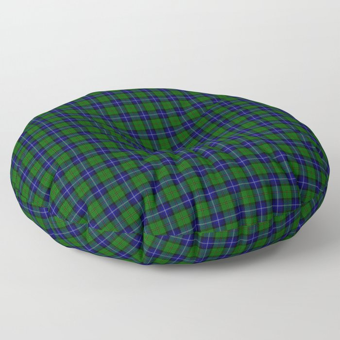 Urquhart Tartan Floor Pillow