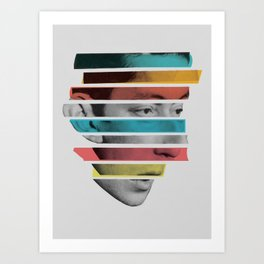 Serge Art Print