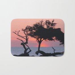 Beautiful California Sunset by Aloha Kea Photography Bath Mat