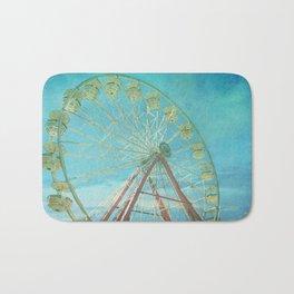 Ferris Wheel I Bath Mat