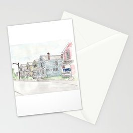 University of Dayton Student Neighborhood, Ghetto, UD Stationery Cards