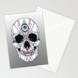 Dying to See You Stationery Cards