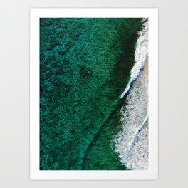 Sea 10 Art Print