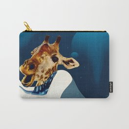 girafe funny world Carry-All Pouch
