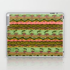 Pink and Green Pattern Laptop & iPad Skin