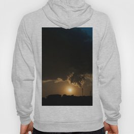 Communicative pollution Hoody