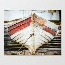 Mill Cove Tuna flat Canvas Print