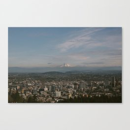 Portland, OR Canvas Print