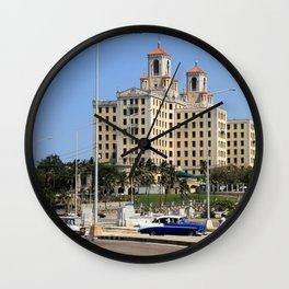 Havana 10 Wall Clock