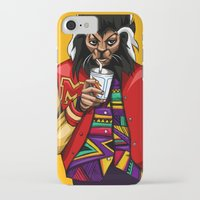 mcfreshcreates iPhone & iPod Cases featuring Too Chill to Thrill by McfreshCreates
