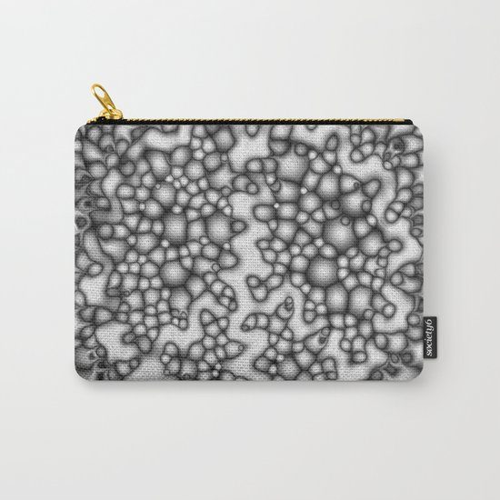 Abstract Macro Shapes Carry-All Pouch