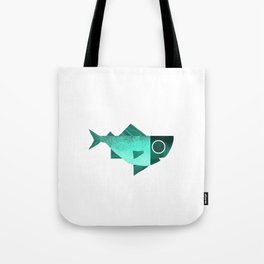 Cian fish Tote Bag