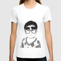 kiwi T-shirts featuring KIWI by artswirls