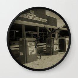 Cataract General Store Wall Clock