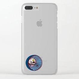 SKULLO Clear iPhone Case
