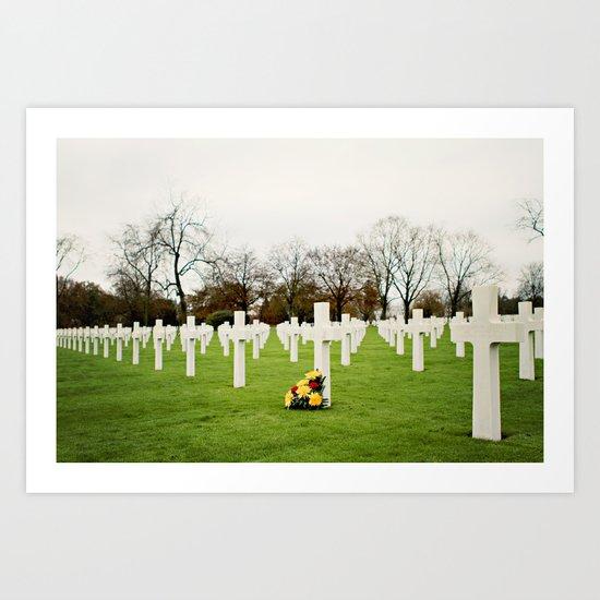 Veteran's Day Art Print