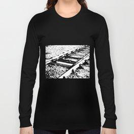 Railway Lines Long Sleeve T-shirt