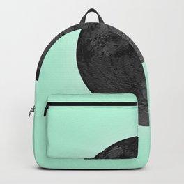 BLACK MOON + TEAL SKY Backpack